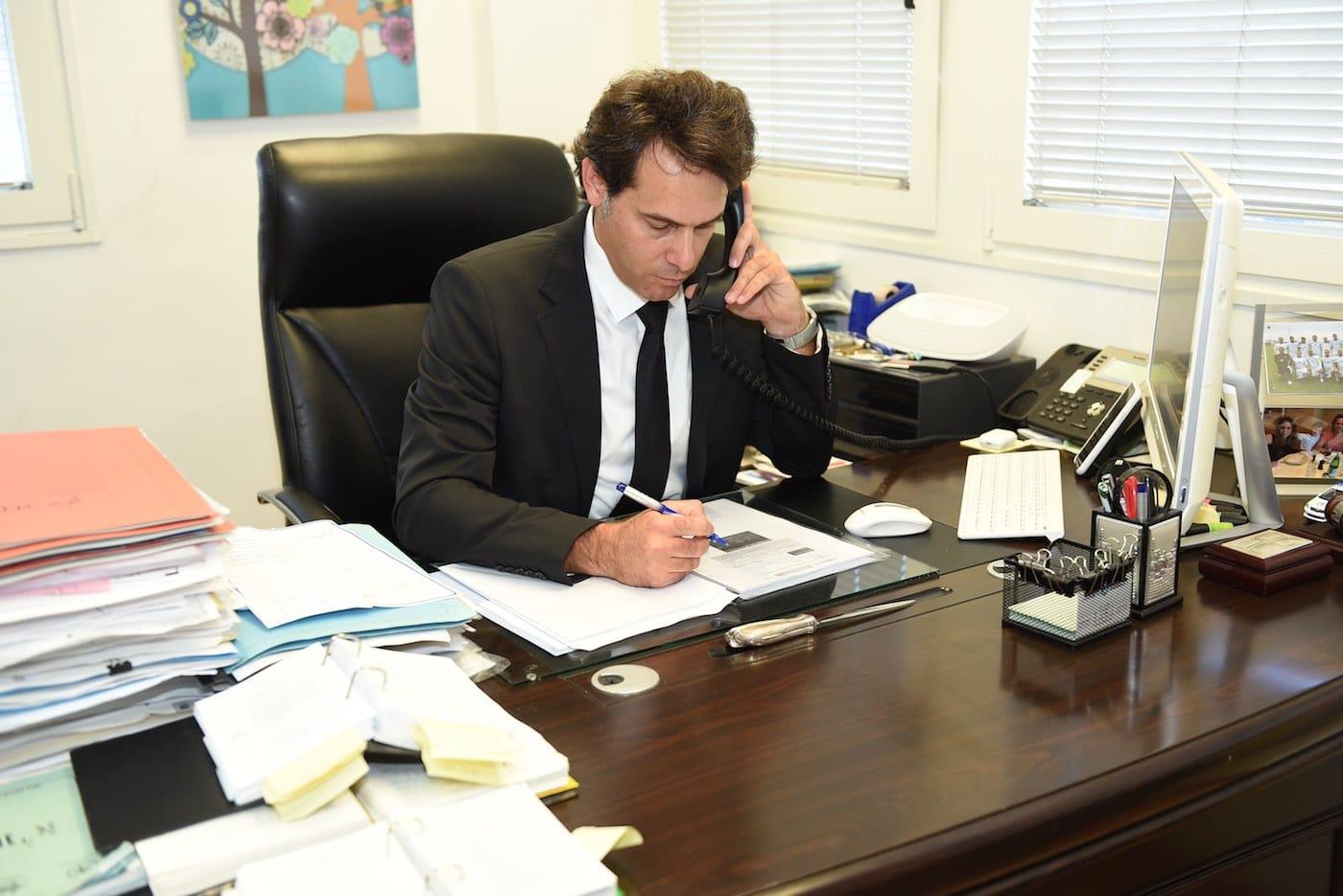ניר בוכמן - עורך דין תעבורה